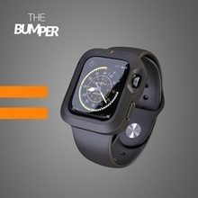 Actionproof、Apple Watch用耐衝撃ケース「THE BUMPER BY ACTIONPROOF」を発表