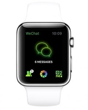 WeChat「WeChat for Apple Watch」を含んだ「WeChat 6.1.3」をリリース