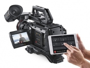 Blackmagic Design、iPadでURSA Mini Proをコントロール出来るアプリ「Blackmagic Camera Control」をリリース