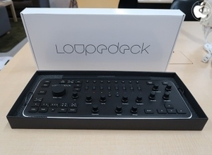 LoupedeckのAdobe Lightroom用コントローラー「Loupedeck photo editing console for Adobe Lightroom」を試す