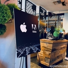 Adobe MAX 2018:Adobe + Apple Special Event 2018 レポート