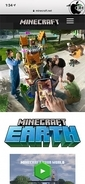 Microsoft、ARゲーム「Minecraft Earth」を発表