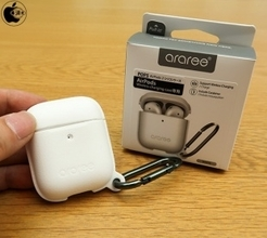 arareeのAirPods (第 2 世代)用ケース「araree Apple Airpod 2 POPS Case」を試す