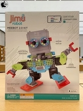 Apple Store、UBTECH Roboticsのスマートロボット「UBTECH Jimu Robot MeeBot 2.0 App-Enabled Building and Coding STEM Kit」を販売開始(Store限定)