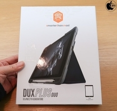 Apple Store、STMの学校向けiPad (7th generation)用耐衝撃ケース「STM Dux Plus Duo Case for iPad(第7世代)」を販売開始