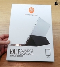 Apple Store、STMのiPad (7th generation)用シェルカバー「STM Half Shell Case for iPad(第7世代)」を販売開始