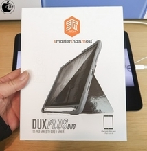 Apple Store、STMの学校向けiPad mini (5th generation)用耐衝撃ケース「STM Dux Plus Duo Case for iPad mini(第4世代、第5世代)」を販売開始