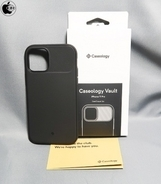 CaseologyのiPhone 11 Pro用ケース「Caseology Vault iPhone 11 Pro Case」を試す