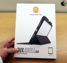 Apple Store、STM GoodsのiPad (7th Generation)用耐衝撃ケース「STM Dux Shell Duo Case for iPad(第7世代)」を販売開始