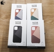 Apple、Native UnionのiPhone 11 Pro用レザーケース「Native Union CLIC Marquetry Leather Case for iPhone 11 Pro」を販売開始(Store限定)