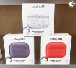 Apple Store、CatalystのAirPods Pro用防水ケース「Catalyst Waterproof Case for AirPods Pro - Special Edition」に新色追加