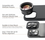 ShiftCam、ケース内取り付け可能なiPhone 12用レンズマウントシステム「ProLens Ecosystem for iPhone 12」を発表