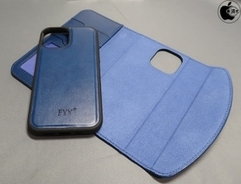 FYYのMagSafeマウント対応iPhone 12/12 Pro用手帳型ケース「FYY Detachable Case for iPhone 12 / 12 Pro 6.1」を試す