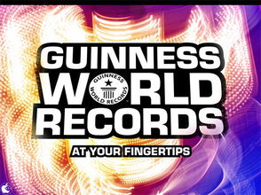 iPad用ギネスブックアプリ「Guinness World Records: At Your Fingertips LITE」を試す
