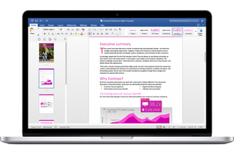 Microsoft、「Office 2016 for Mac」をOffice 365向けに先行公開