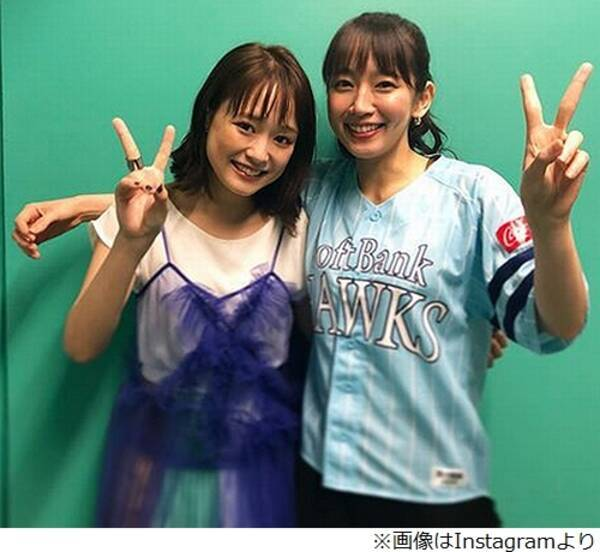 吉岡里帆&大原櫻子は大の仲良し「りほつん・さくつん」 (2020年2月24 ...