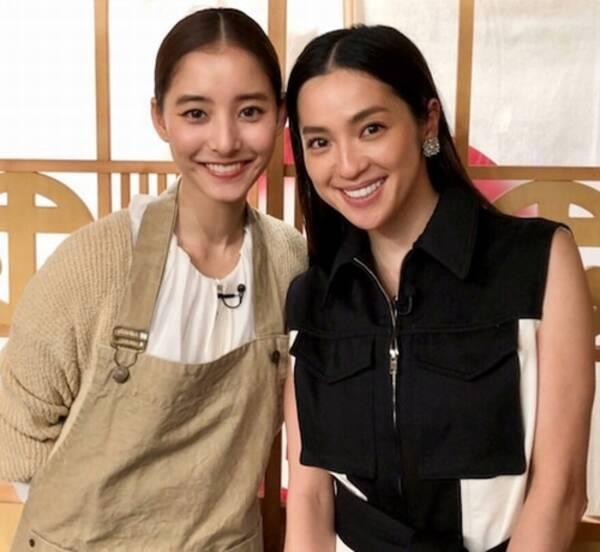 """新木優子、中村アンとの""""美女2ショット""""披露 (2020年3月25日 ..."""