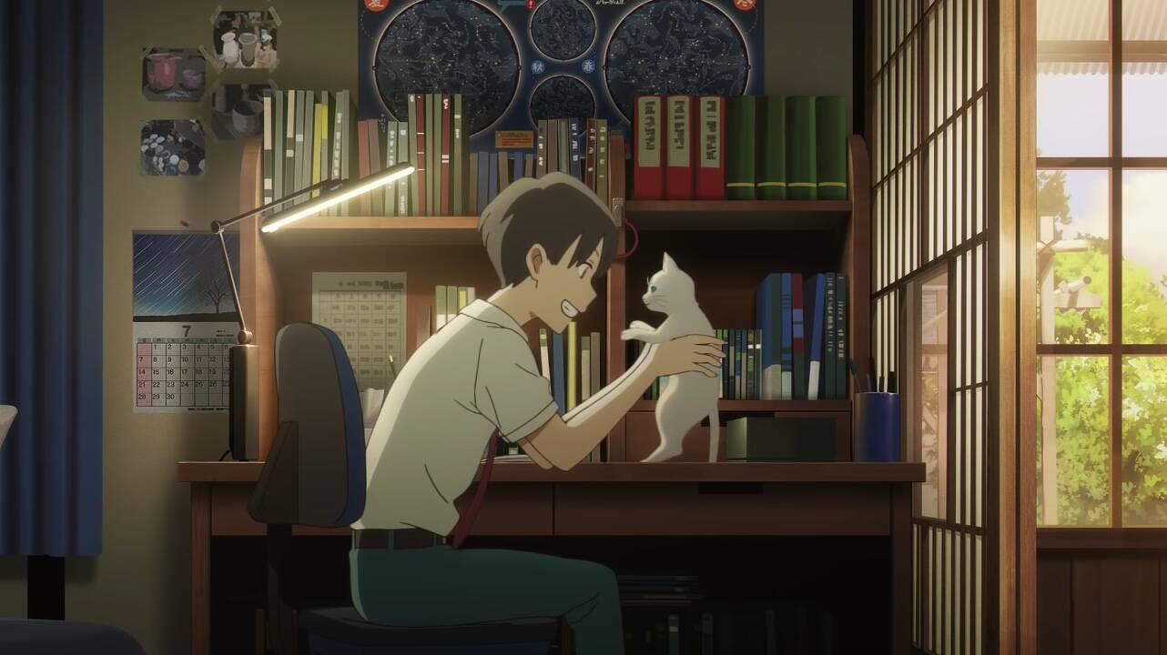 Resultado de imagen de watashi wa neko o kaburu