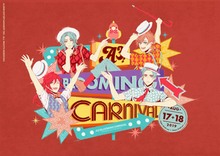 『A3!(エースリー)』初のフェス型イベント「A3! BLOOMING CARNIVAL」を現地レポート!