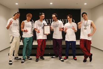 "EXILE THE SECOND、2月22日が""セカンドの日""に認定される"