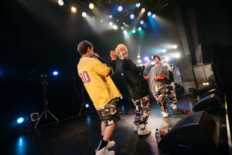 【EBiSSH】『Let's EBiSSH ! 〜Are You Ready!?〜』2017年8月22日 at TSUTAYA O-WEST
