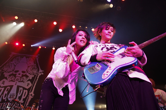 VAMPS、「VAMPS LIVE 2016」&「VAMPS LIVE 2016 BEAST PARTY」開催決定