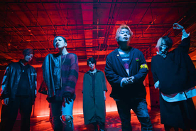 ROTTENGRAFFTY、ライブ映像作品『LIVE in 東寺』より「ハレルヤ」先行配信&YouTube公開