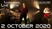 THE COLLECTORS、『LIVING ROOM LIVE SHOW』を10月2日に有料配信