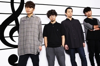 ASIAN KUNG-FU GENERATION、初のトリビュートにKANA-BOON・BLUE ENCOUNTら全12組が参加