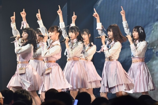 NGT48、1年9ヶ月ぶり単独コンサート