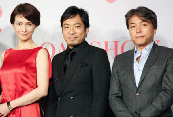 草なぎ剛、『任侠ヘルパー』で共演した黒木メイサの出産を祝福 (2012年 ...