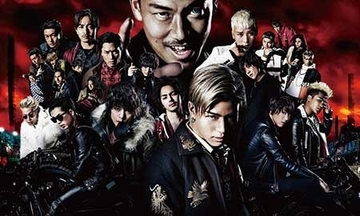 『HiGH&LOW THE MOVIE』が満足度1位