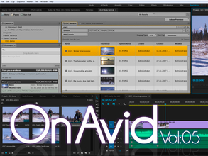 [On Avid]Vol.05 AdobeユーザーがAvid制作環境へアクセス可能な「MediaCentral | UX connector for Adobe Premiere Pro」