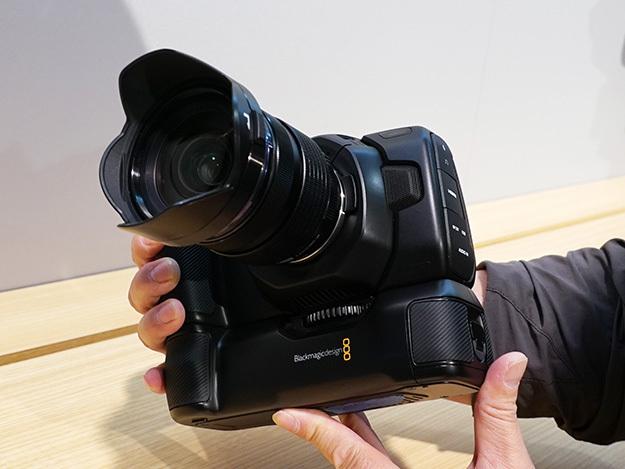 Electronics Battery Grips Blackmagic Design Battery Grip For Pocket Cinema Camera 4k