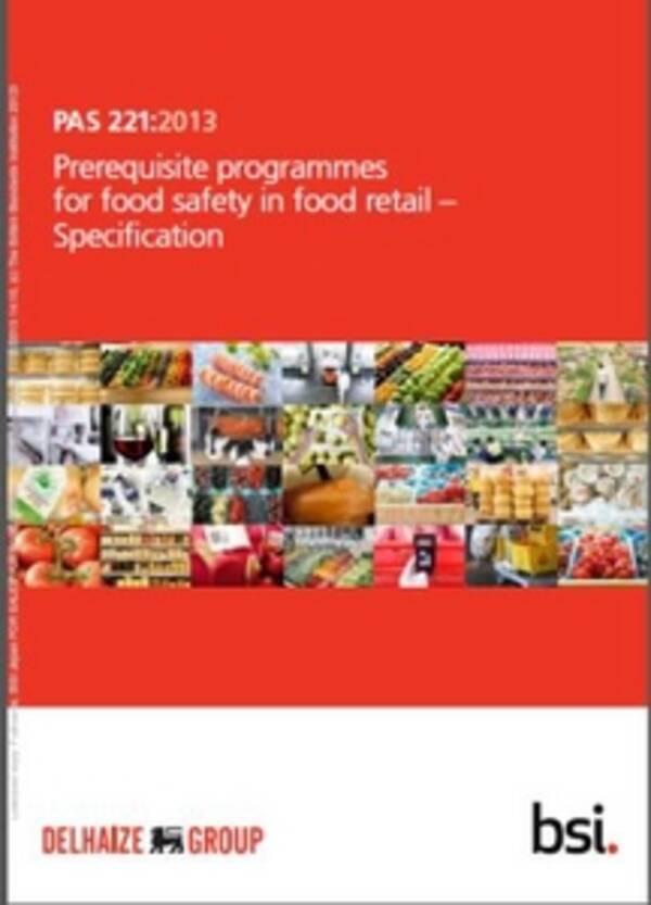 食品小売業向けの新たな規格「PAS221」をBSI(英国規格協会)から発行 ...