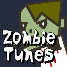 iPhone、iPad touch専用 音楽視聴ゲームアプリ『Zombie Tunens』