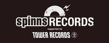 SPINNS RECORDS supported by TOWER RECORDS