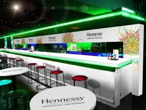 Hennessy Very Special Bar 9/1-9/30 期間限定オープン!