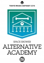 「SPACE SHOWER ALTERNATIVE ACADEMY」 開催概要を発表!出演はOGRE YOU ASSHOLE、cero、D.A.N.、Albino Sound、Qrionの5組!