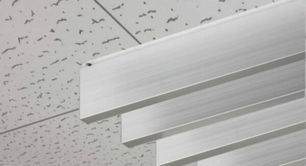 天井直付けアルミルーバーに嵌合式ピン固定タイプをラインアップ (2019年5月28日)