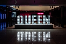 "Ginza Sony Parkで〈QUEEN〉の曲をテーマにした""体感する""新たな音楽体験プログラムが本日オープン!『#013 QUEEN IN THE PARK ~クイーンと遊ぼう~』"