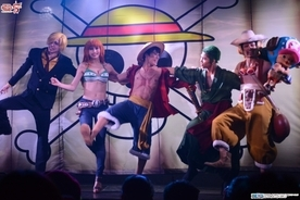 「ONE PIECE LIVE ATTRACTION『MARIONETTE』」3月8日(日)ファイナル公演をYouTubeで世界中にLIVE配信!新キャストを迎え3月18日(水)より再スタートが決定!