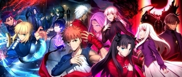 劇場版「Fate/stay night [Heaven's Feel]」III.spring song ufotable描き下ろし「Fate/Grand Order」概念礼装イラスト解禁!