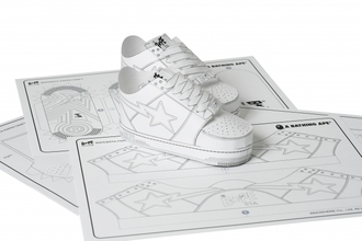 BAPE STA(TM) PAPER CRAFT