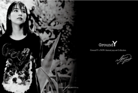 Ground Y × NON -Animal pop art Collection-12月9日(水)に発売