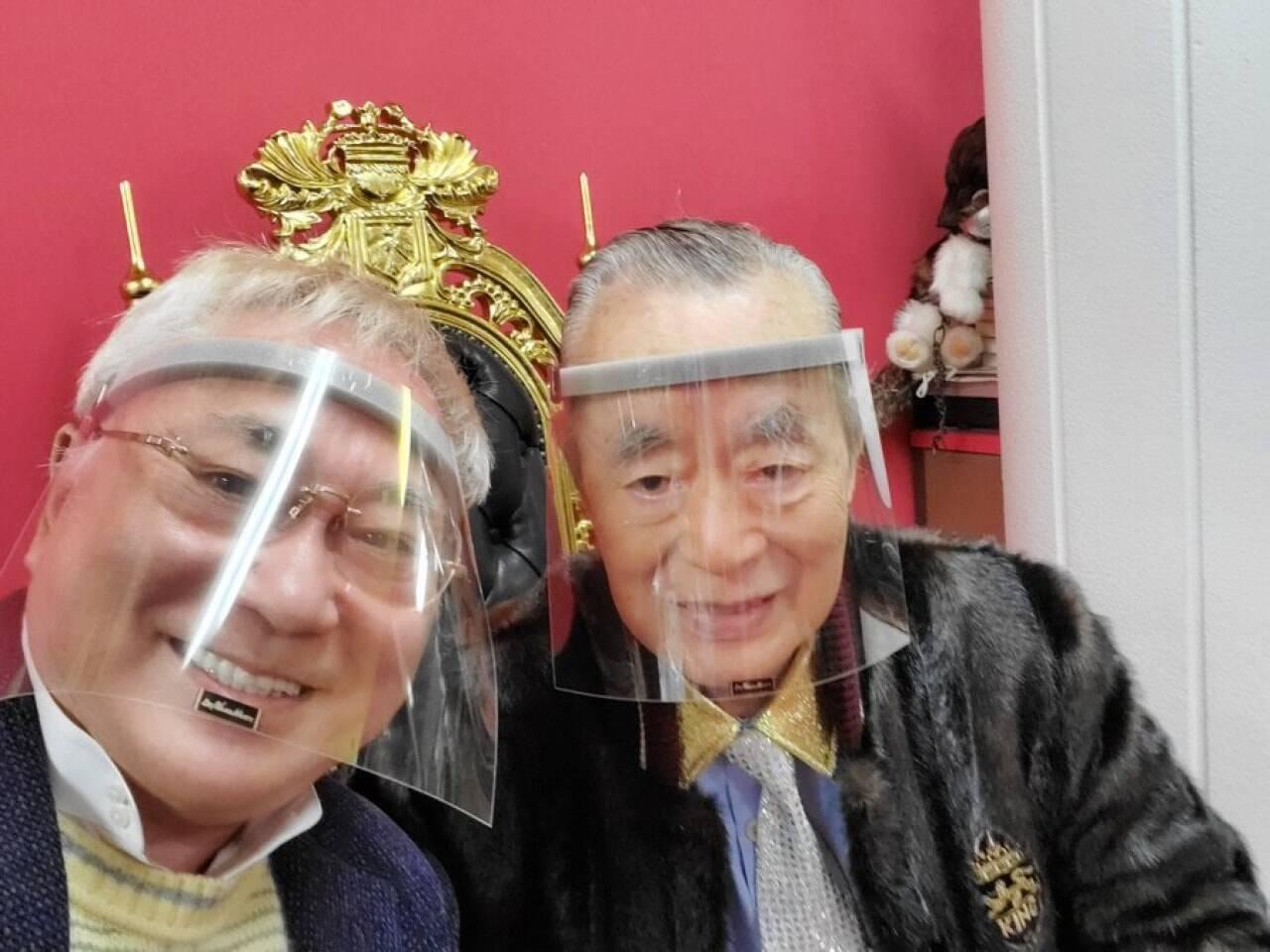 高須院長、ドクター中松のコロナ対策マスク「まだおすすめしない ...