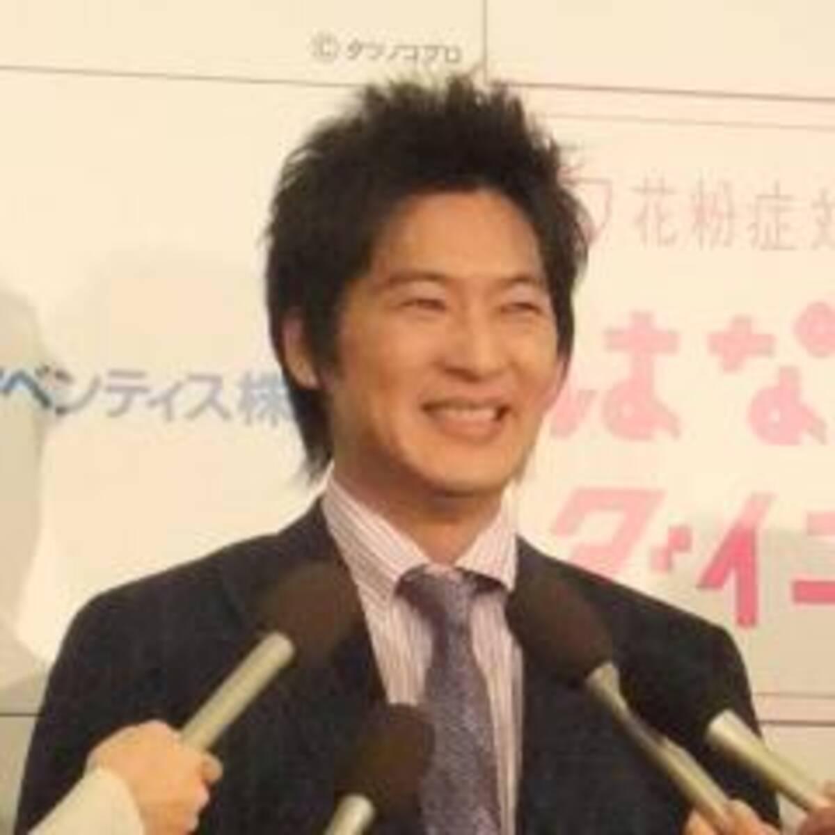 細川茂樹のろけ、三瀬真美子との結婚報告 (2011年2月10日 ...