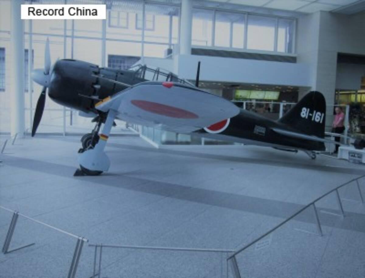 第2次大戦で活躍した日本の 零戦 なぜその威厳は地に落ちたのか