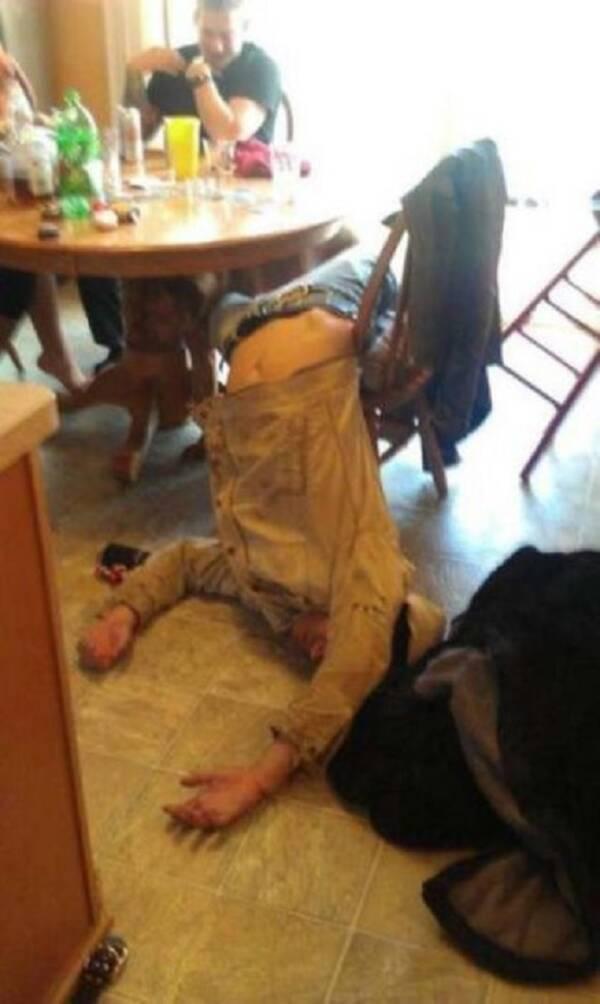 飲んで飲まれた「世界の酔っ払い画像17選」 (2014年3月2日 ...