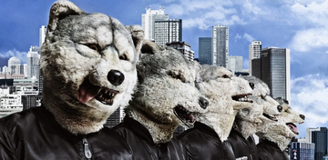 MAN WITH A MISSION、11294枚限定シングル「Change the World」MV公開